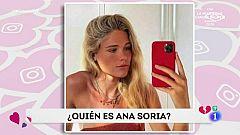 Ana Soria, la supuesta amante de Enrique Ponce