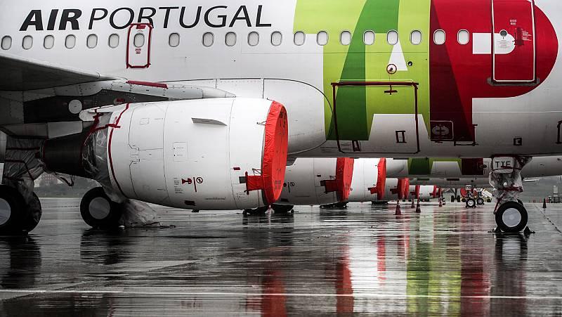 Vídeo: Pocos turistas españoles en Lisboa con la reapertura de fronteras