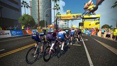 La británica April Tacey se adjudica la primera etapa del Tour de Francia Virtual femenino