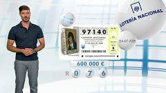 Lotería Nacional - 04/07/20