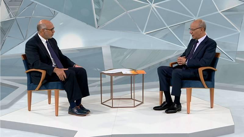 Medina en TVE - Logros y avances de la CIE (I) - ver ahora