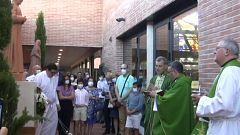 Testimonio - Una parroquia muy bien protegida