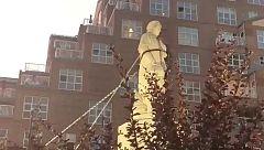 Dos nuevos ataques contra estatuas de Colón en Estados Unidos