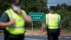 Galicia confina la comarca lucense de A Mariña durante cinco días para controlar el brote