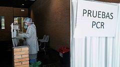 Las clínicas privadas multiplican las peticiones que reciben de test PCR