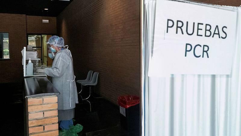Las clínicas privadas aumentan las peticiones de PCR