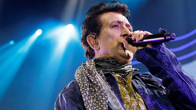 Manolo García presenta 'Acústico, acústico, acústico', su nuevo disco