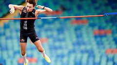 El pertiguista sueco Duplantis llega a los 5,94 metros, mejor marca del año