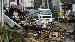 Las graves inundaciones provocadas por fuertes lluvias en el sur de Japón obligan al Gobierno a movilizar al Ejército