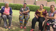'Hijas del pecado' del Congo denuncian a Bélgica y piden reparación
