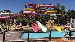 Los parques acuáticos valencianos reabren sus puertas bajo estrictas medidas sanitarias