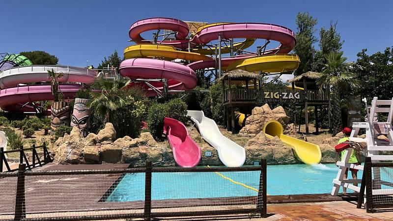 Los parques acuáticos reabren sus puertas