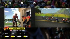 El Tour sigue en julio de forma virtual