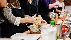 El 'boom' de los cursos de cocina