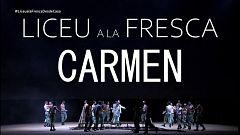 El palco - Liceu a la fresca: Ópera Carmen (presentación)