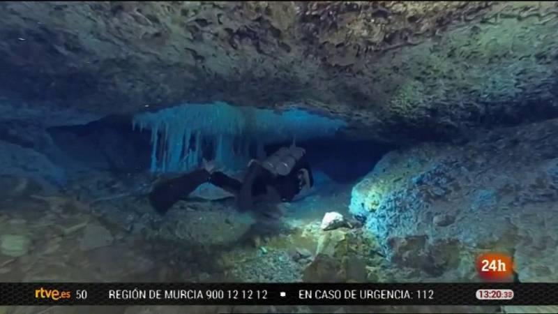 La cueva de Naia: descubren en México el yacimiento de ocre más antiguo de América