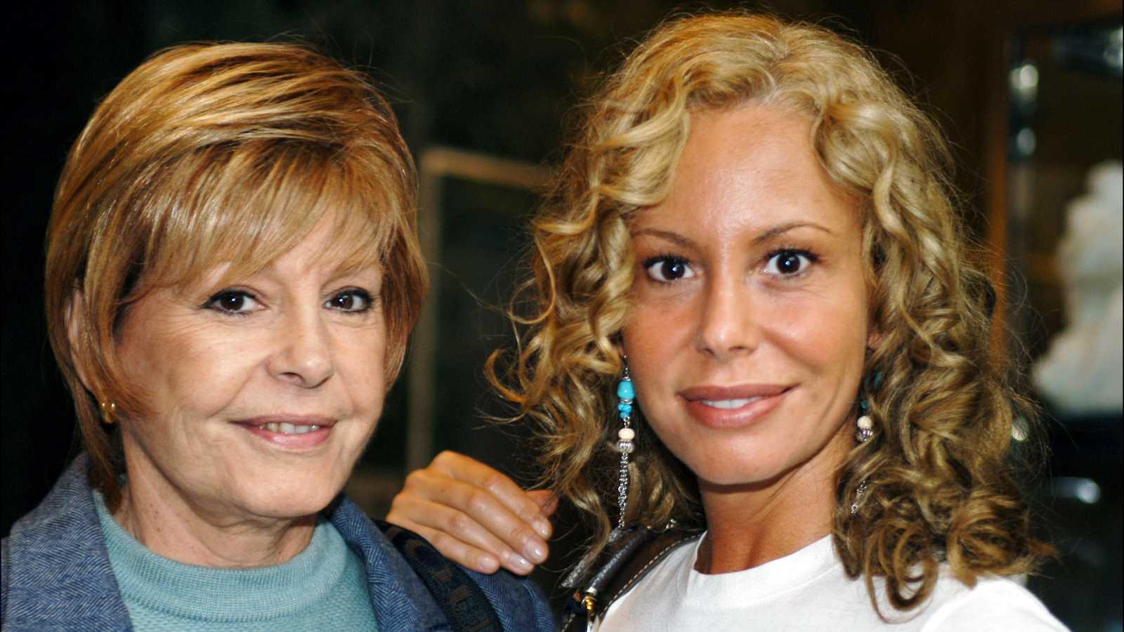Lara Dilbildos y Laura Valenzuela, el cáncer