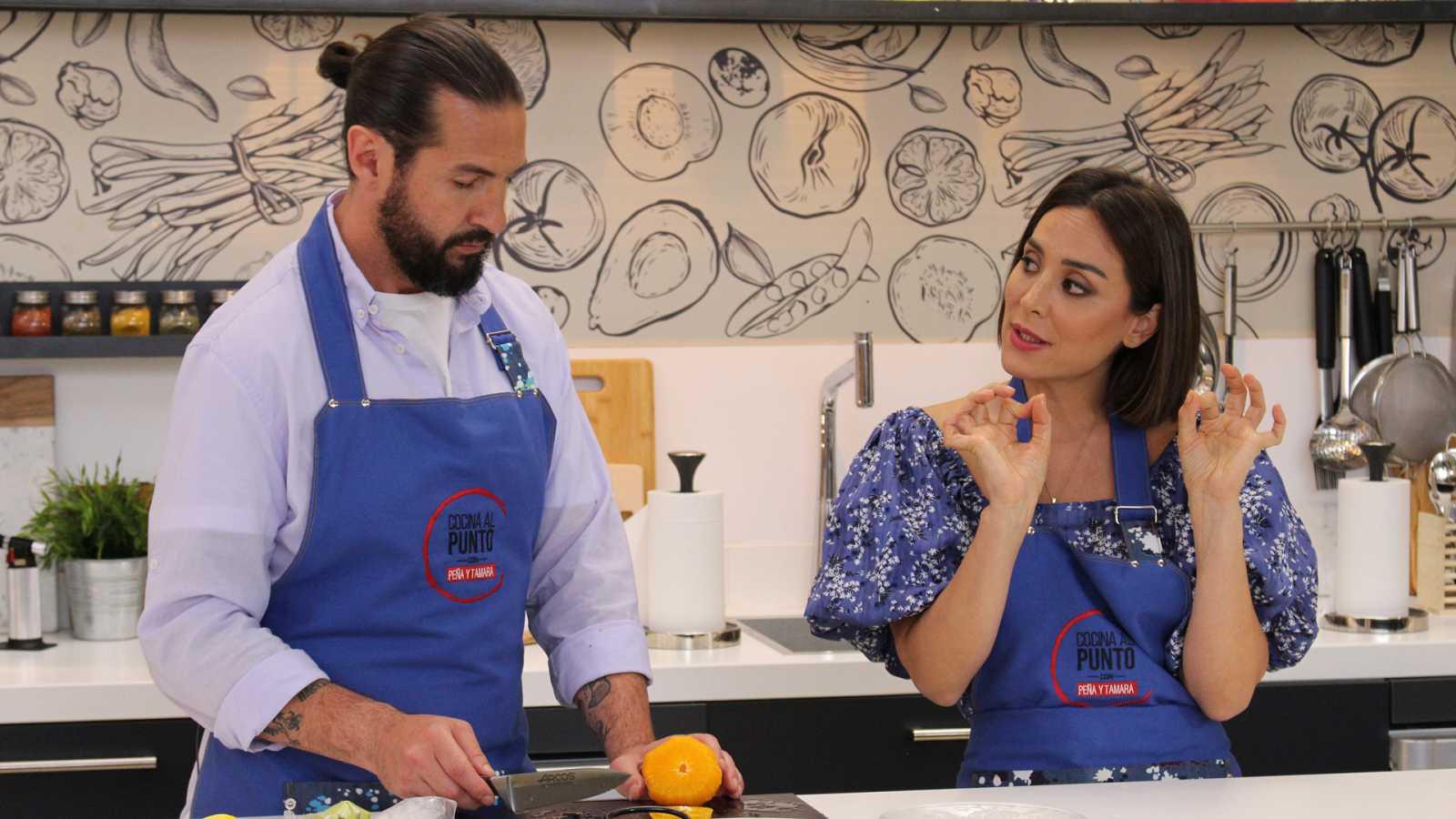 Cocina al punto con Peña y Tamara - Arroz (Valencia) - ver ahora