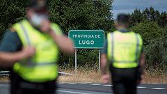 El confinamiento en A Mariña se levantará un día antes de las elecciones gallegas