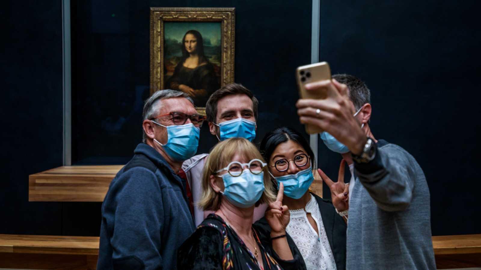 Reabre el Museo del Louvre