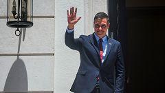 Sánchez rechaza valorar las críticas de Pablo Iglesias a la prensa