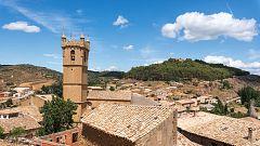 Temperaturas altas en el valle del Ebro, interior del sur y centro de la Península