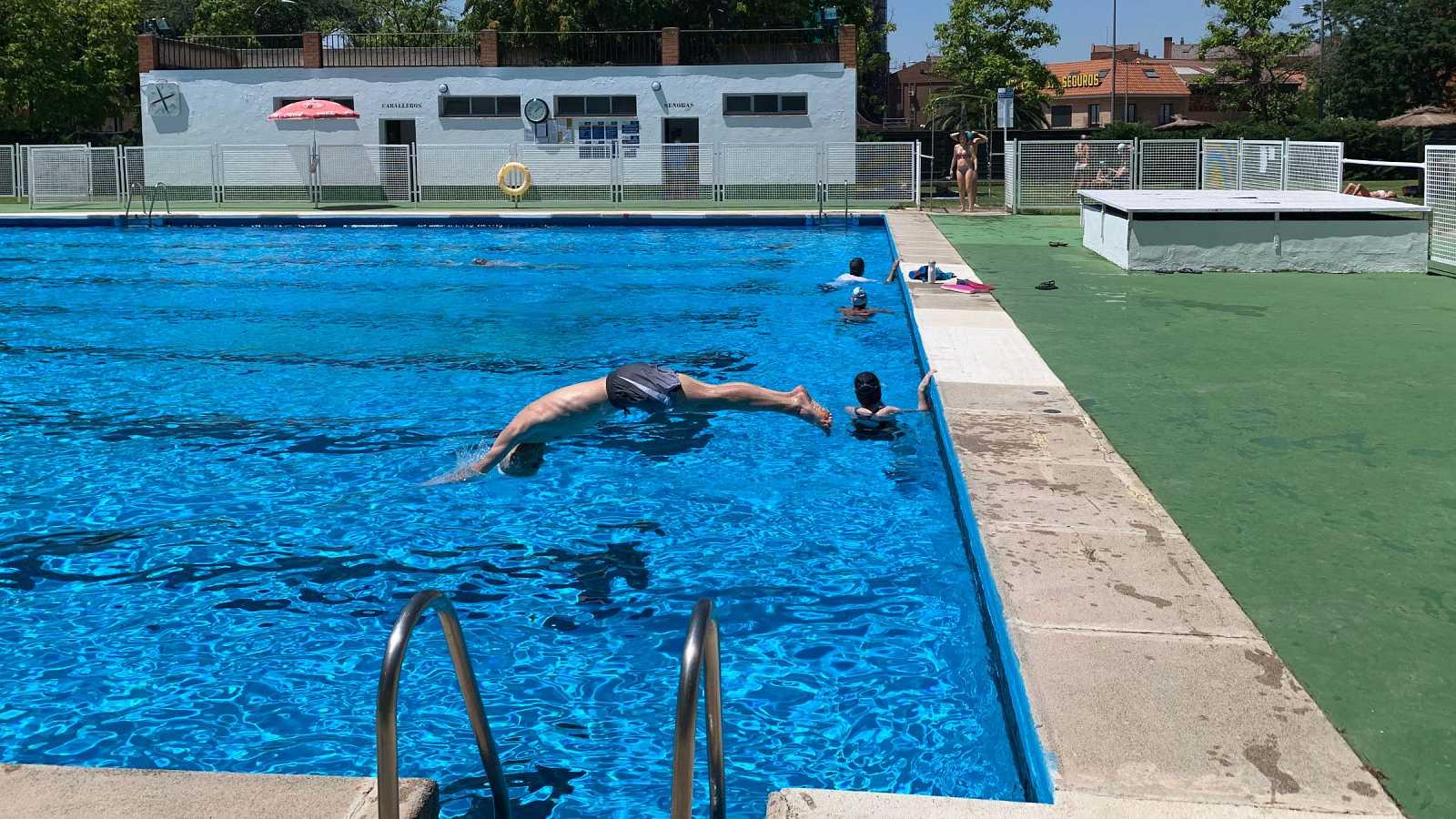El Hospital Nacional de Parapléjicos de Toledo lanza una campaña para evitar lesiones en los bañistas