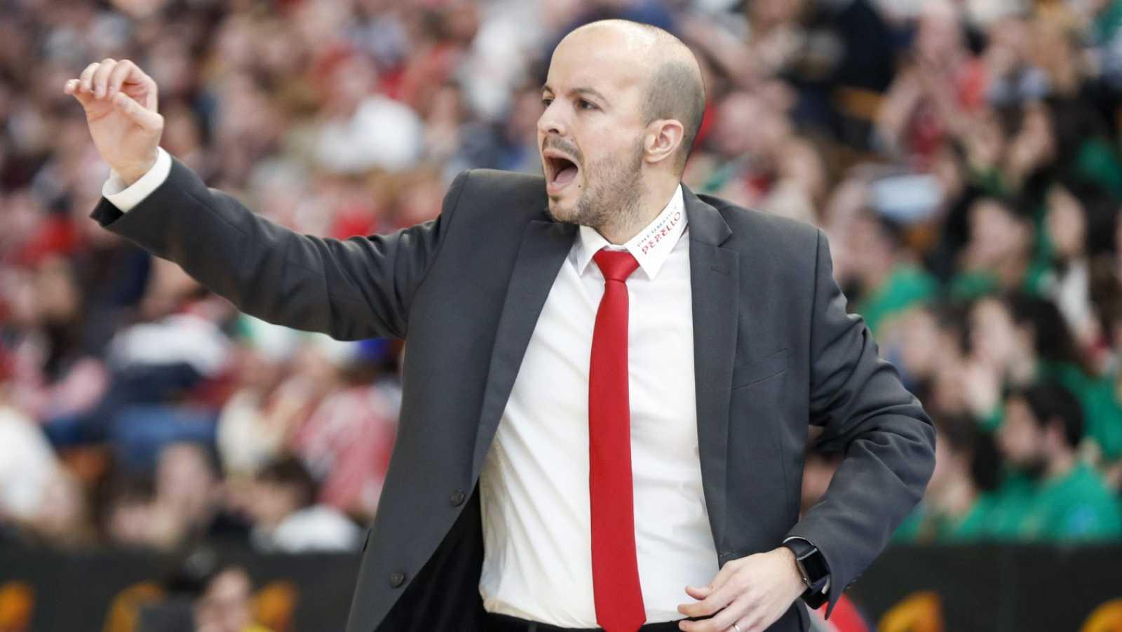 """Eric Suris renueva con Girona: """"Estoy muy contento"""""""
