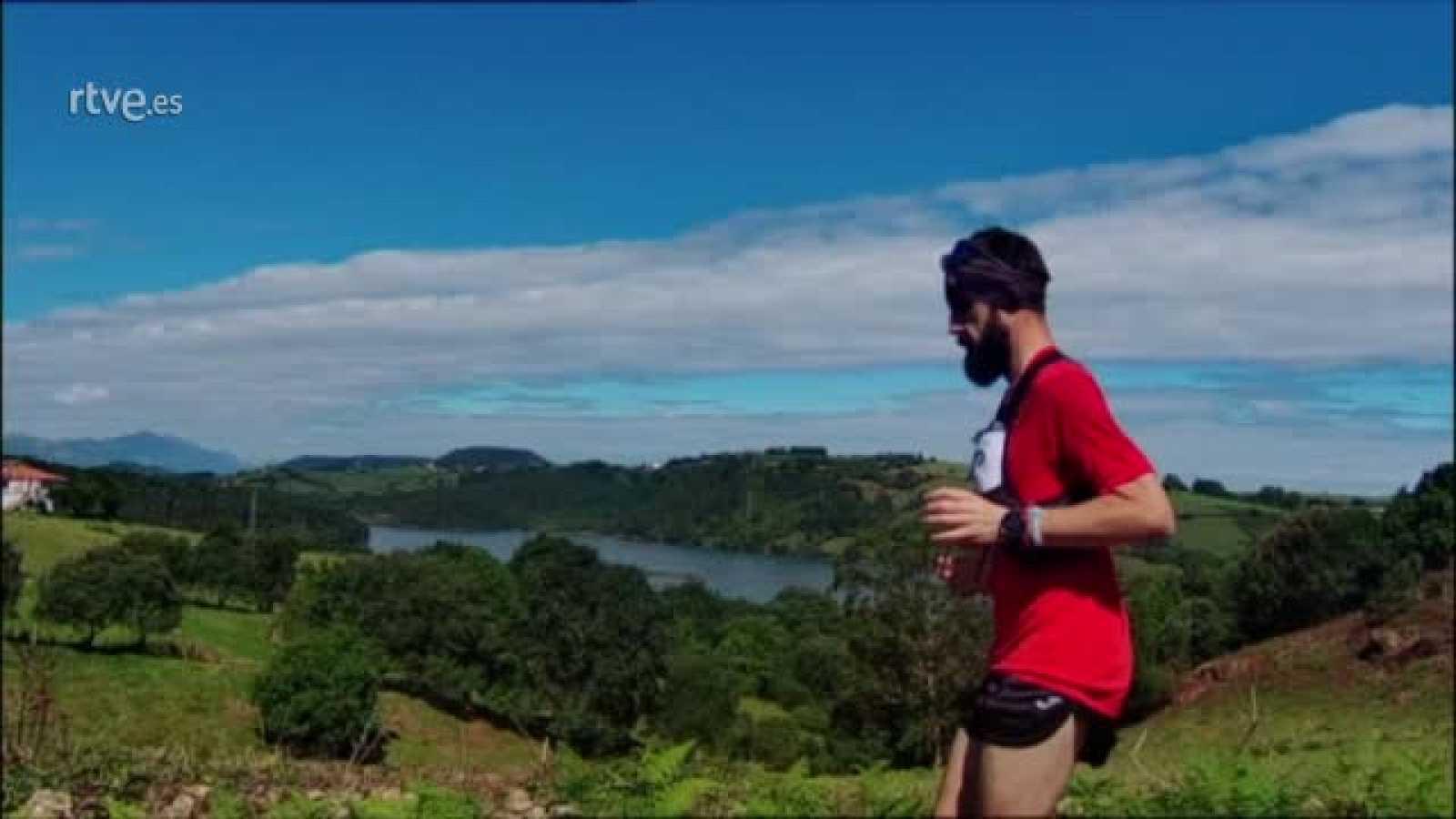 La ultramaratón solidaria de Roberto Rebollo