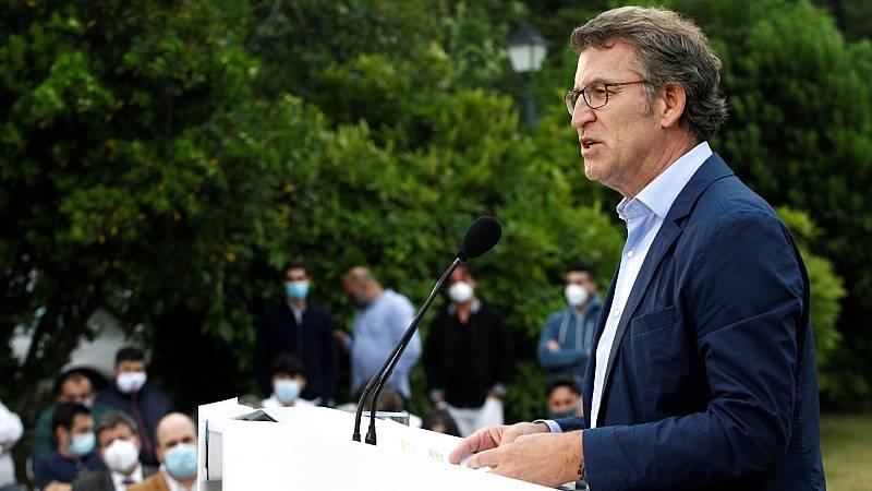 Feijóo descarta posponer las elecciones en A Mariña ante las dudas y críticas del resto de candidatos