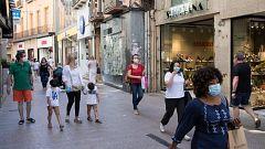 Dos de cada tres nuevos casos de coronavirus en Cataluña son en Lleida