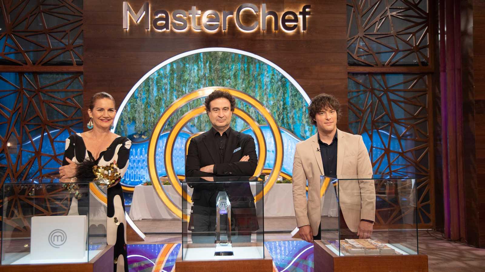 MasterChef 8 - Programa 13 - Final - ver ahora