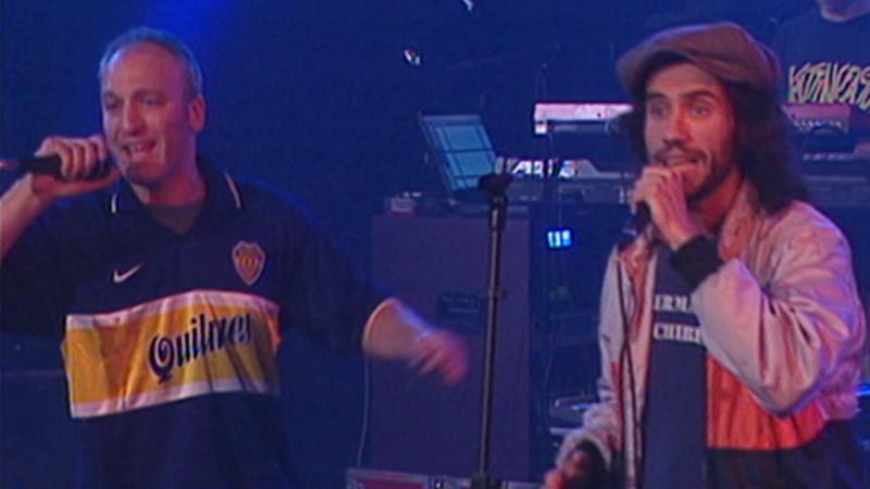 Los conciertos de Radio 3 - Macaco (1999) - ver ahora