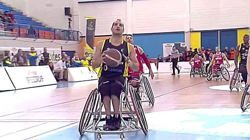 Baloncesto silla de ruedas - Copa del Rey 2016. Final: Ilunion - Albacete - ver ahora