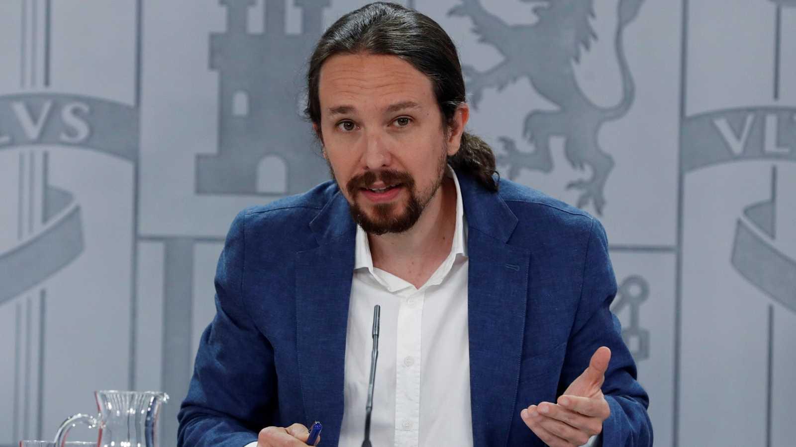 """Iglesias: """"La crítica al poder mediático es tan legítima como la crítica al poder político"""""""
