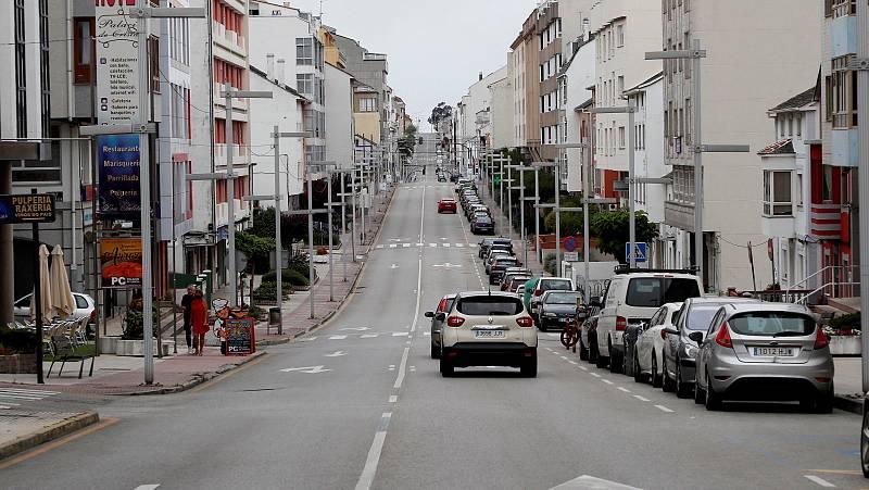 La Xunta se plantea reducir el confinamiento a Xove, Burela y Foz
