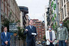 El empleo y los autónomos, temas centrales en un día marcado por el segundo debate electoral en País Vasco