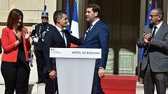 El nuevo gobierno francés toma posesión de sus cargos