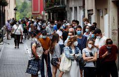 El paciente cero del brote de Ordizia pudo llegar de Lleida