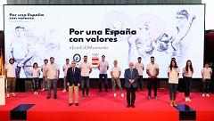 'Por una España con valores': la propuesta del COE para unir a los deportistas olímpicos y la sociedad