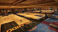 La burbuja de la NBA en Orlando preparada para acoger a los equipos