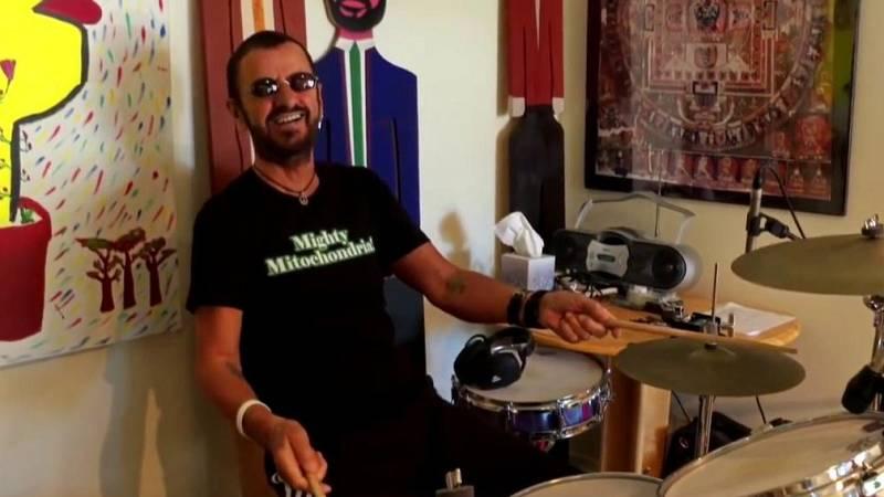 Ringo Starr celebrará su 80 cumpleaños con un concierto en streaming con amigos