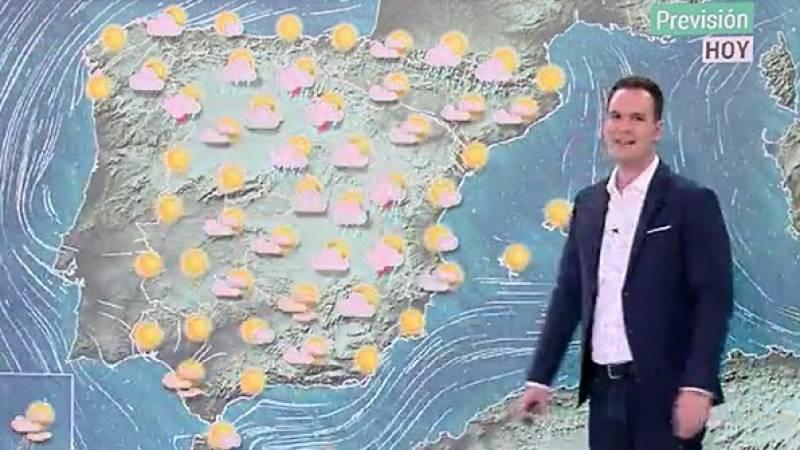 La Aemet prevé temperaturas superiores a las de esta época del año