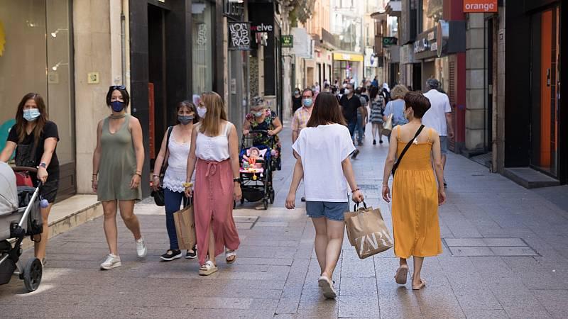 Telediario - 8 horas - 08/07/20 - Lengua de signos - ver ahora