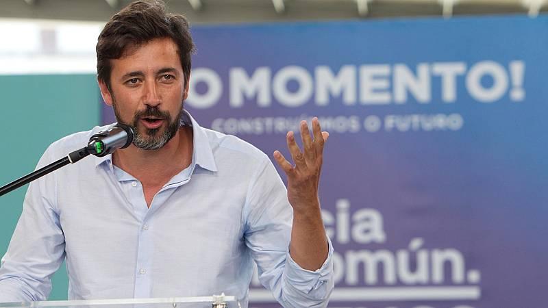 Elecciones gallegas: Entrevista a Antón Gómez-Reino, candidato de Galicia en Común