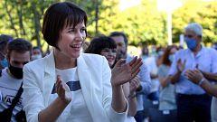 """Ana Pontón (BNG: """"Podemos hacer historia con una mujer por primera vez presidenta de Galicia"""""""