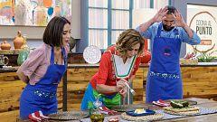Cocina al punto con Peña y Tamara - Guisantes (Valladolid)