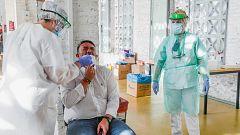 Ocho casos en un brote de coronavirus tras un velatorio en Granada