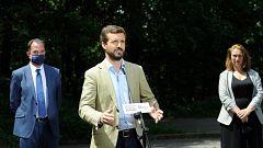 Los candidatos en las elecciones vascas aprovechan los últimos días de campaña para captar a los indecisos