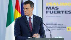 Sánchez y Casado marcan distancias y rechazan acuerdos entre ambas formaciones